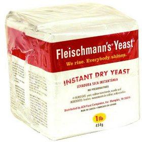 Fleischmann's Instant Dry Yeast (16 oz., 2 ct.)