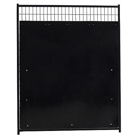 Lucky Dog 5'H x 5'W HDPE Isolation Panel KIT for 5' W Panel
