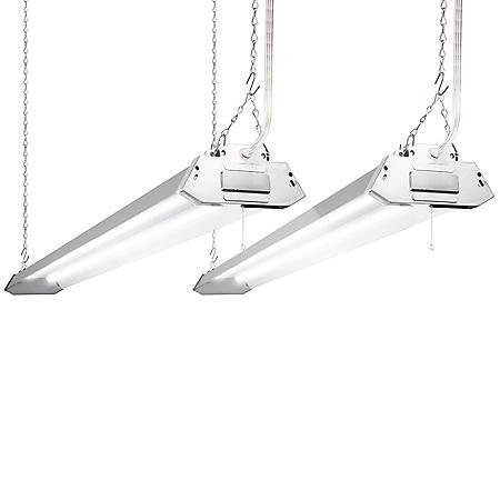 Lights of America 4-foot LED Shoplight (2 pk ) - Sam's Club