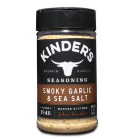 KINDER'S Smoky Garlic Sea Salt (11 oz.)