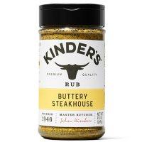 Kinder's Buttery Steakhouse Seasoning (9.5 oz. )