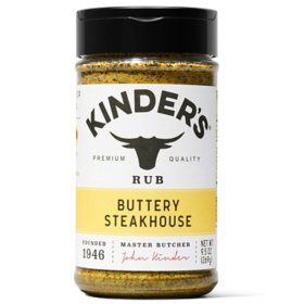 KINDER'S Buttery Steakhouse Seasoning (9.5 oz. )