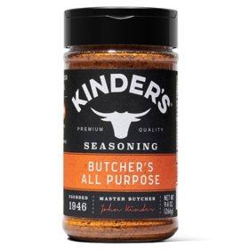 Kinder's Butcher's All Purpose Seasoning (9.4 oz.)