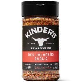 Kinder's Red Garlic Seasoning (7 oz.)