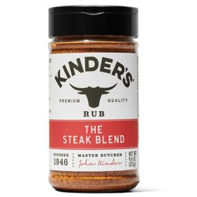 Kinder's The Steak Blend Seasoning  (9.6 oz.)