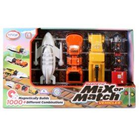 Mix or Match Vehicles