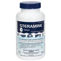 Steramine 1-G Tablets Multi-Purpose Sanitizer (150 tablets)