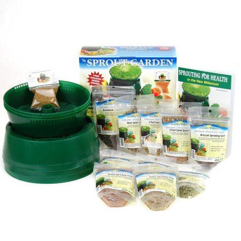 Handy Pantry Beginner's Sprouting Kit