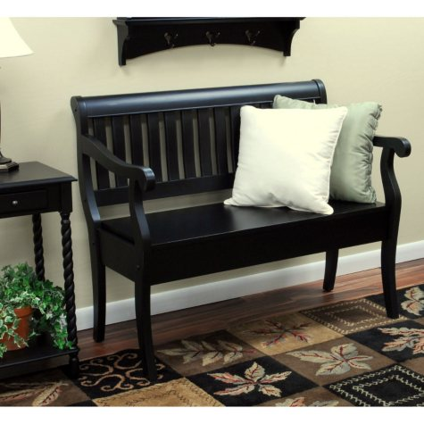 Kensington Storage Bench