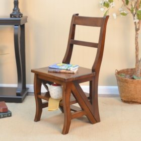 Thomas Library Ladder Chair