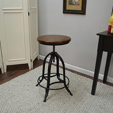 Blain Adjustable Bar Stool (Assorted Styles)