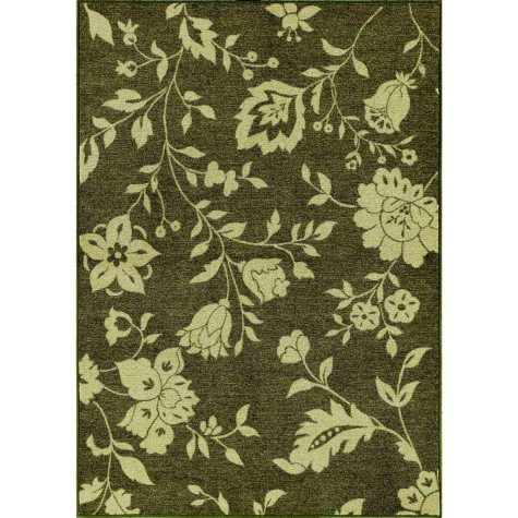 """Sophisticated Melody Area Rug - 8'2"""" x 10' - Dill"""