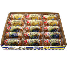 Uncle Wally's Rich & Moist Muffins - 15 ct.