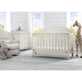 Simmons Kids Ainsworth 5-Piece Baby Furniture Set (Choose Your Color)