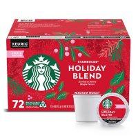 Starbucks Holiday Blend K-Cups, Medium Roast (72 ct.)