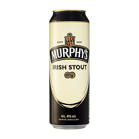 Murphy's Irish Stout (14.9 fl. oz. can, 4 pk.)