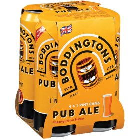 Boddingtons Pub Ale Beer (16 fl. oz. can, 4 pk.)