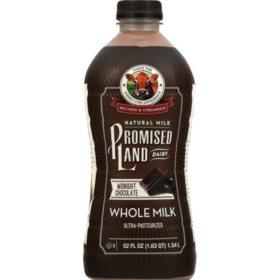 Promised Land Midnight Chocolate Whole Milk (52 fl. oz.)