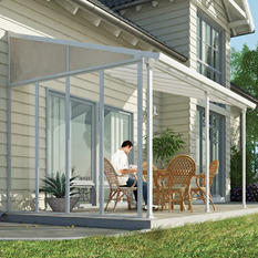 Palram Feria 10' Patio Cover Sidewall Kit