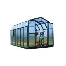 Prestige 2 Twin Wall 8' x 12' Greenhouse