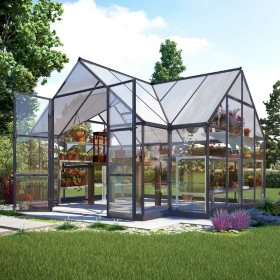 Palram Chalet Greenhouse Kit