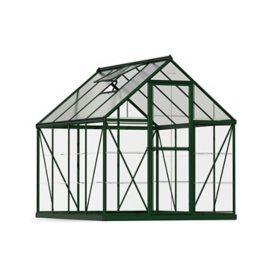 Palram Nature Hybrid 6' x 8' Greenhouse - Green