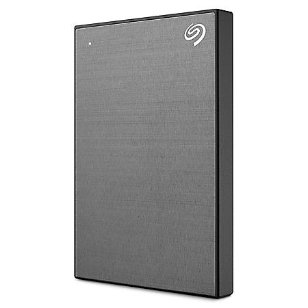 Seagate One Touch 2TB External Hard Drive Space Grey USB 3.0
