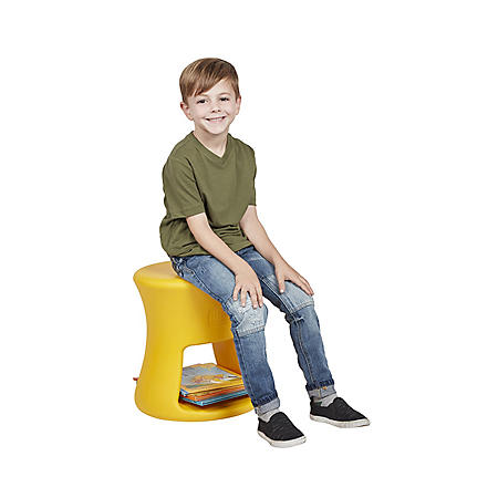 ECR4Kids Lil Sprout Stool, Assorted Colors