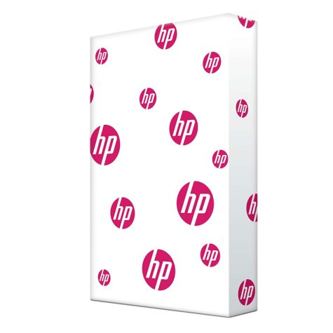 HP Multipurpose Paper, 20lb, 96 Bright, 8 1/2 x 14, 500Sheets/Ream