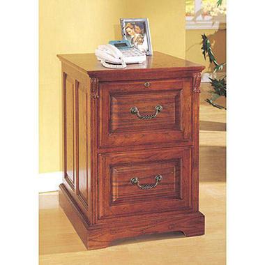 Whalen Oak File Cabinet Cabinets Matttroy