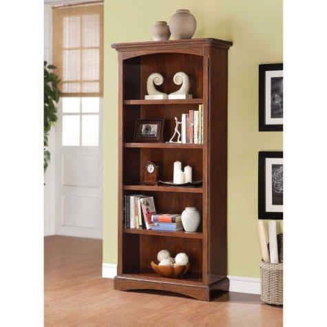 Pearson Collection Open Bookcase