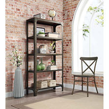 Bellingham 5-Shelf Bookcase