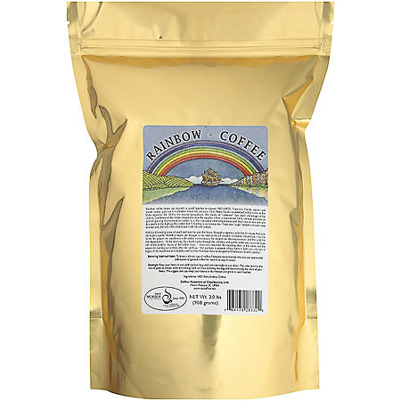 Rainbow Coffee Whole Bean Assorted Blends - 2 lbs.
