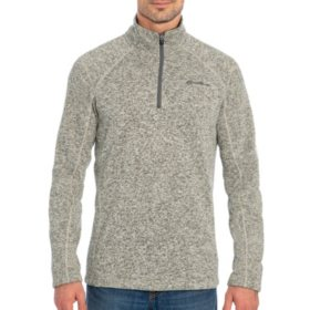 Eddie Bauer Men's Fleece Sweater
