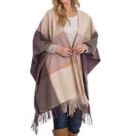 Woolrich Cozy Blanket Wrap (Various Styles)