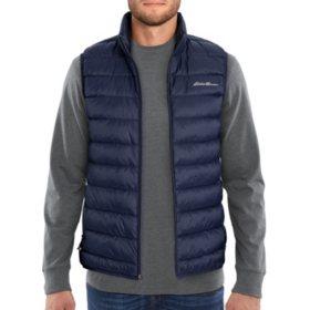 Eddie Bauer Men's Packable Down Vest