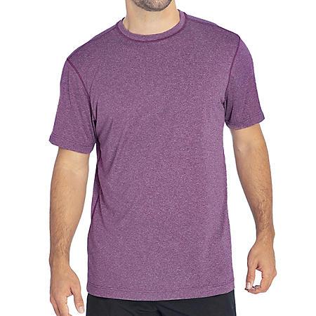 Eddie Bauer Men's Short Sleeve Active Tee