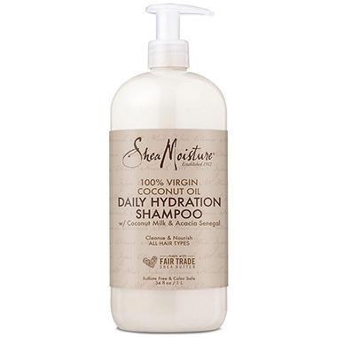 Head to toe moisture & hydration with SheaMoisture