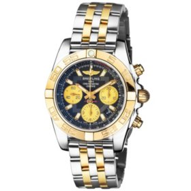 c58631861129 Chronomat 41 Men s Watch by Breitling