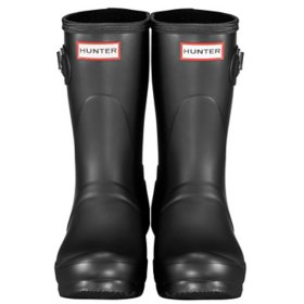 Hunter Women's Original Short Matte Rain Boots