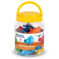 Snap-n-Learn Matching Dinos