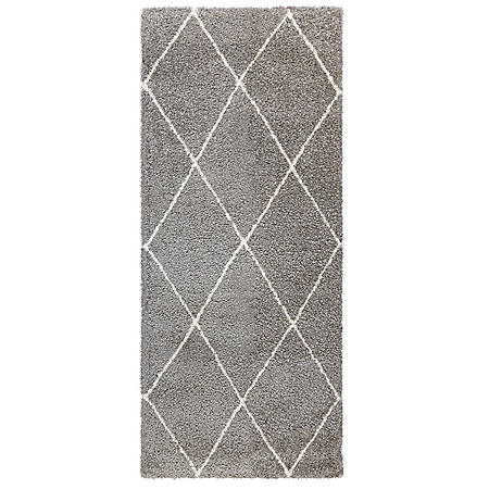 Thayer Shag Rug in Diamond Gray, Assorted Sizes