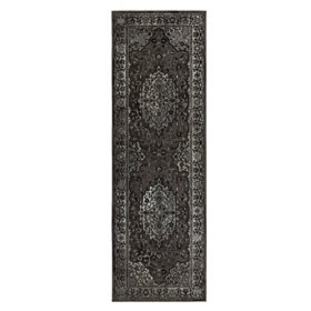 Brea Area Rug in Byrne Gray, Assorted Sizes