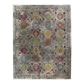 Brea Area Rug in Palazi Ivory, Assorted Sizes