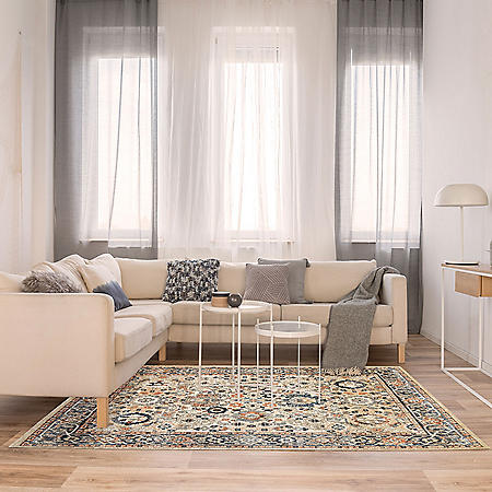 Tuscany Area Rug, Assorted Sizes & Colors