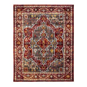 Brea Area Rug, Assorted Colors/Sizes