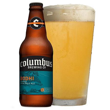 Columbus Brewing Co. Bodhi IPA (12 fl. oz. bottle, 4 pk.)
