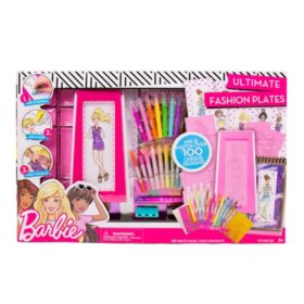 Barbie Ultimate Fashion Plates