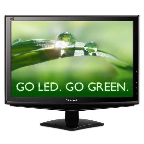"19"" ViewSonic VA1948m-LED Widescreen Monitor"