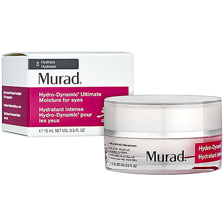 Murad Hydro-Dynamic Ultimate Moisture For Eyes (0.5 oz.)